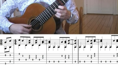 Here Comes The Sun Beatles Tabs