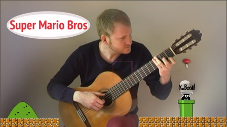 Super Mario Bros Tabs