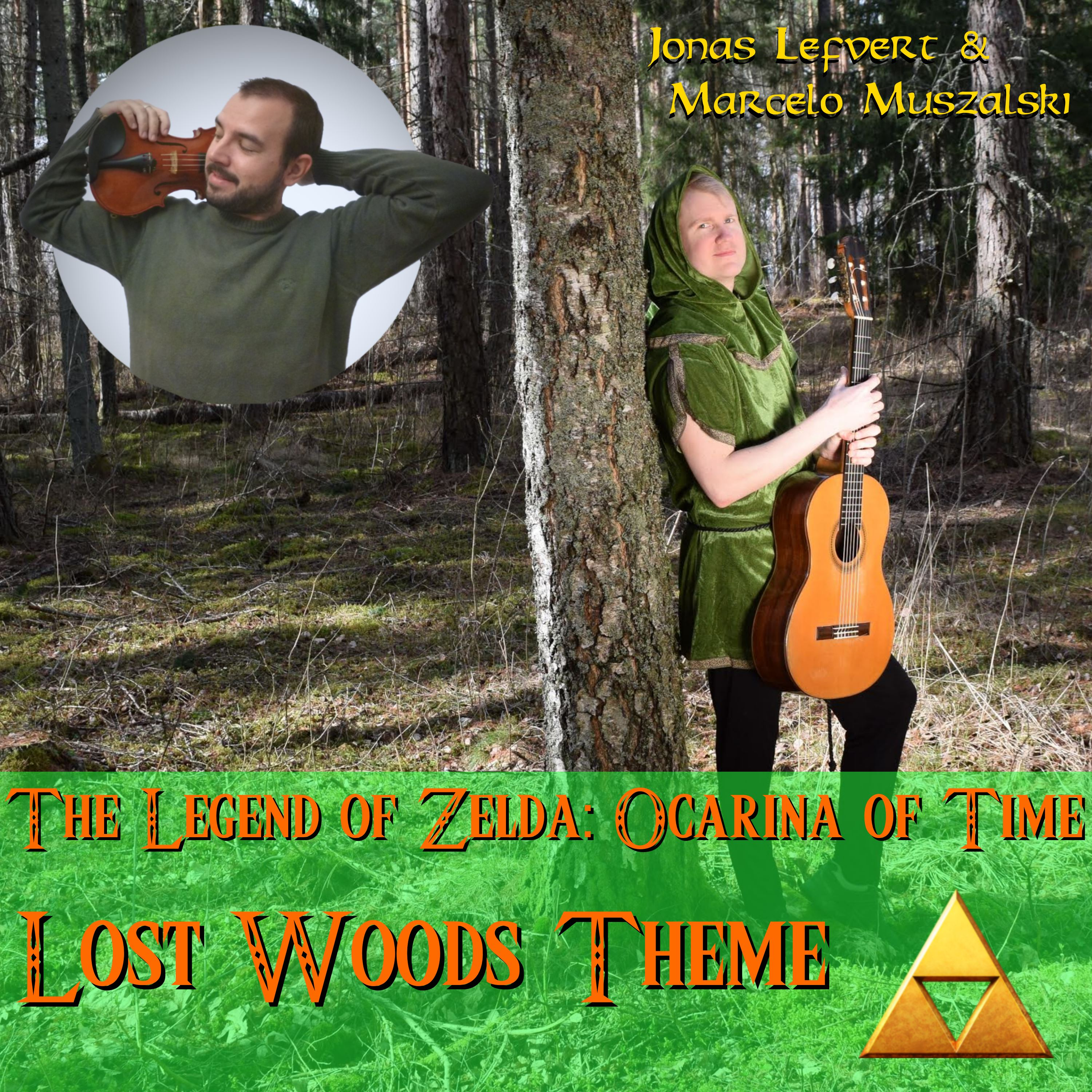 Zelda Ocarina Of Time – Lost Woods